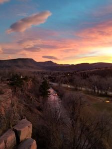 Photo for Best views in Lyons - stunning, cliff-top, heart of Lyons