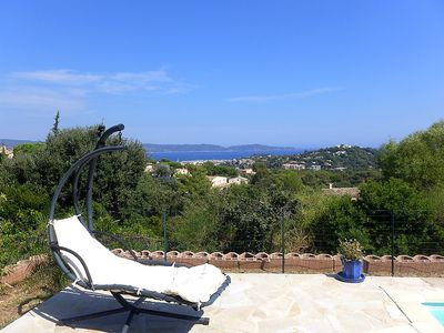 Photo for House 417 m from the center of Cavalaire-sur-Mer with Parking, Internet, Washing machine, Pool (447125)