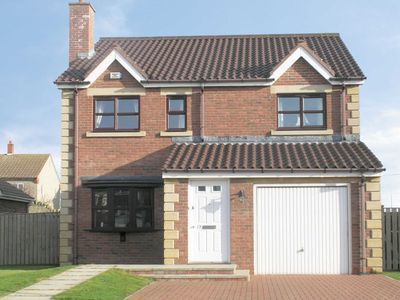 Photo for 4 bedroom accommodation in Beadnell, near Seahouses