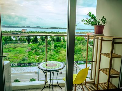 Photo for 2 bedrooms - sea view directly - Free Pocketwlan on the go