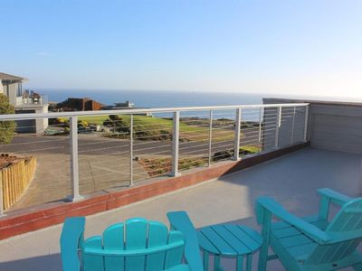 Photo for Ocean view, short walk to beach, golf and Bistro. Beautiful remodeled home.
