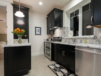 Photo for Encinitas Cottage - Eco-friendly 1 Bed/1 Bath, Kitchen/Laundry, Walk to Beach