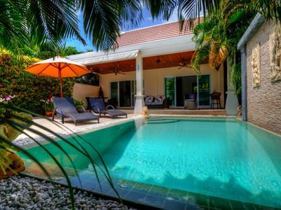 Photo for Meursault - 1 bedroom villa in Rawai, Private Pool, not overlooked - Phuket