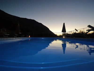 Photo for Sv005 - Levanzo Apartment in Baglio Poma with Swimming Pool