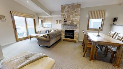 Photo for Lodge Chalet 15 - This two storey apartment offers three bedrooms