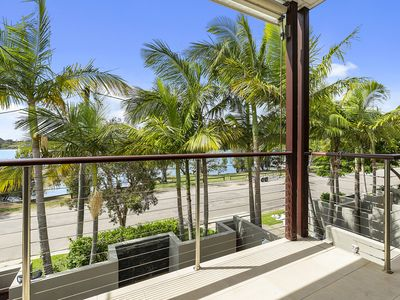 Photo for North Facing River Front Stunning Apartment - Unit 2, 9 Hilton Esplanade