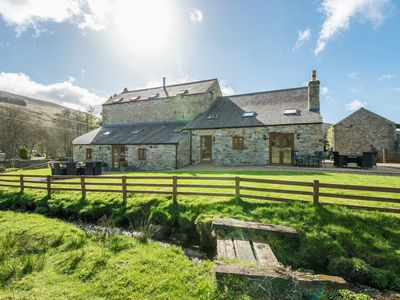 Photo for Broadmea Barn - Five Bedroom House, Sleeps 12