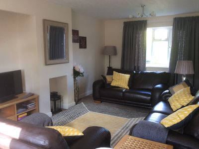 Photo for Three bedroomed homely house with garden and off street parking in Oakham.