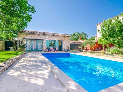 Photo for Dorinini Dvori: Large Private Pool, A/C, WiFi