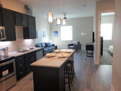 Fully-Furnished One-Bedroom Apartments