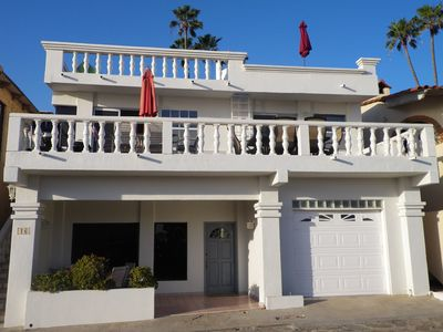 Our 5 bedroom, 5 bathroom house has over 3500 sq feet with a rooftop patio