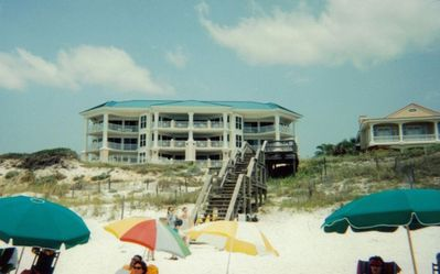 On the Beach-Gulf View Unit 421