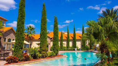 Photo for Disney Memories Condo, Tuscana Resort. Perfect for families & golfing!