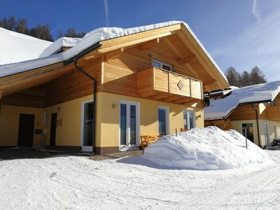 Photo for Dream location on 1600m apartment Rubin in the chalet Magda-Lena
