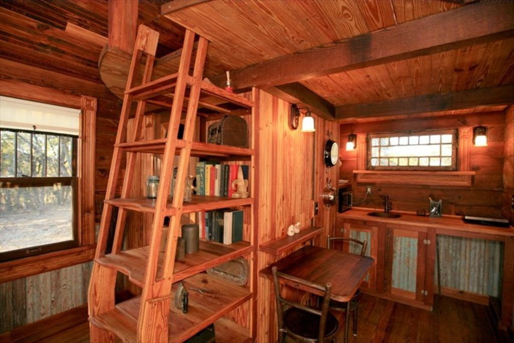 Featured in USA Today Tiny Texas House Kin VRBO