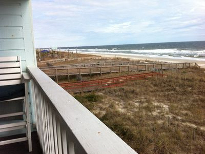 Photo for Paradise!!  Oceanfront,  Sleeps Six!