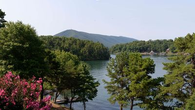 Photo for Main House at Silver Bay View Cottages on Smith Mountain Lake