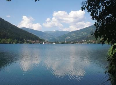 Photo for Holiday apartment Feld am See for 2 persons - Holiday apartment in a two family house