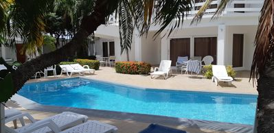 Photo for 3-Bedroom Apt. in Aruba just a few minutes from Eagle Beach and it all!