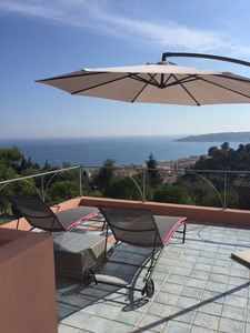 Photo for 2BR House Vacation Rental in Menton, Provence-Alpes-Côte-D'Azur