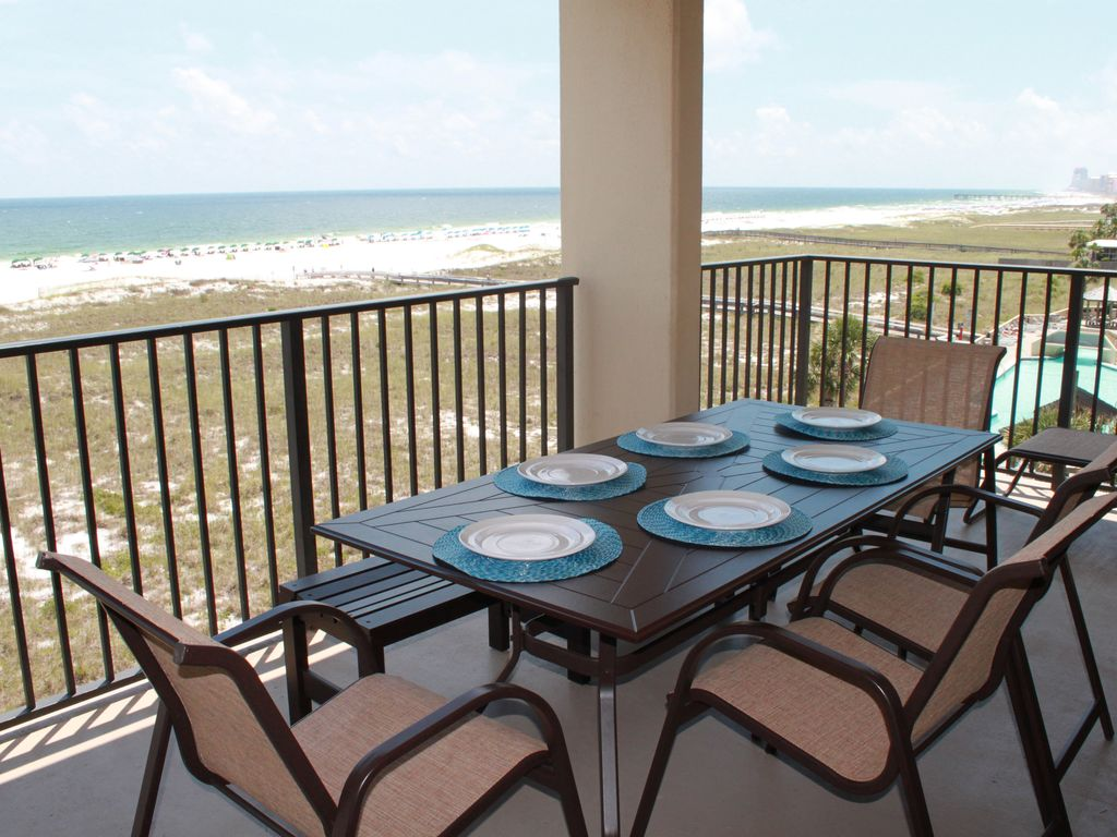 Beachfront phoenix vii 3 bedroom condo with homeaway 4 bedroom condos in orange beach al