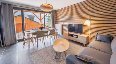 Photo for If there is a residence in Châtel that offers quick ski access, it is the 360!