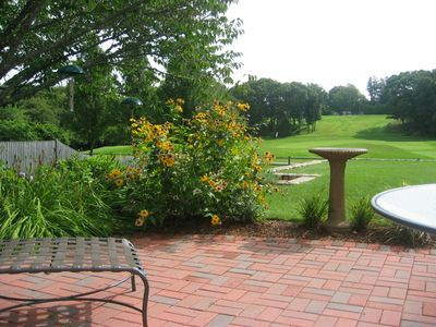 Photo for Osterville In Town Location - Directly on Wianno Golf Course!