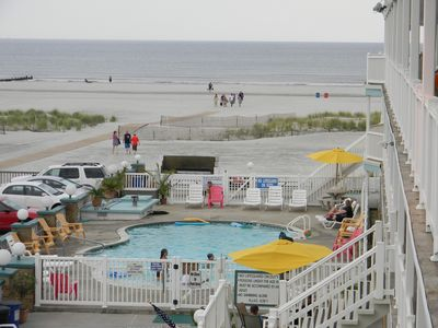 Photo for Beach Front Condo - 07/13 last week avail $1350