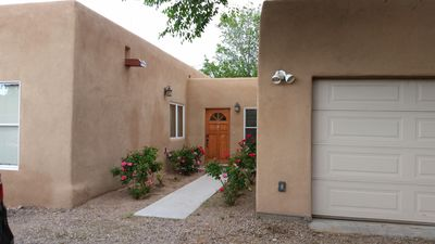 Photo for New Listing - Soak In Private Hot Tub, 10 Min From Downtown Plaza