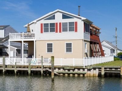 Photo for Turtle Cove - large single family home, on canal with boat dockage, in downtown OC!