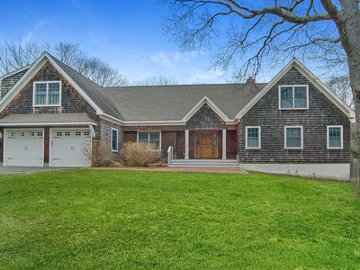 Photo for Sag Harbor Village Oasis with Heated Pool - Walk to Town and Beach