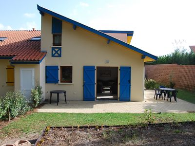 Photo for House in the Landes, in a quiet village near the sea