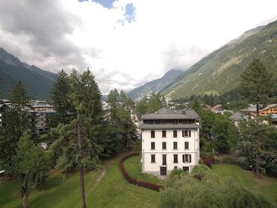 Photo for Beautiful, Chamonix Centre, Apartment With views of Mont Blanc mountain range