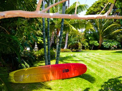 Photo for 🌺RESORT STYLE & PRIVATE Tropical Retreat Beach HOUSE  + PRIVATE COTTAGE 🌺🍍🌴