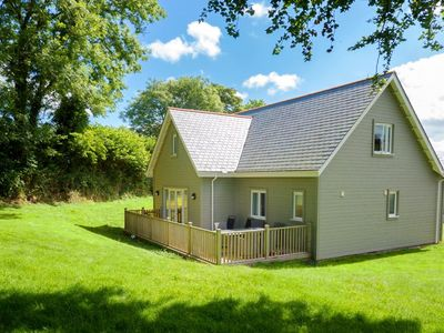 Photo for Trewhiddle Villa 2 -  a trewhiddle that sleeps 7 guests  in 4 bedrooms