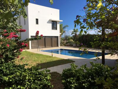 Photo for 3BR Villa Vacation Rental in Mazotos (Larnaca District)