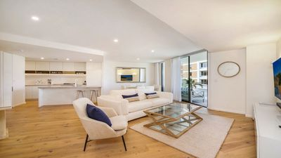 Photo for STYLISH, LUXURY APARTMENT IN THE HEART OF TERRIGAL