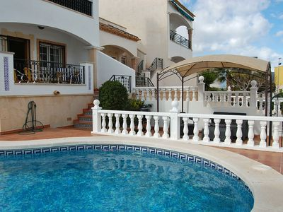Photo for 4 Bed Fantastic Apt, Private Pool Close to Golf, Beach and Entertainment
