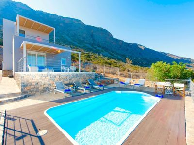 Photo for Vacation home Siren in Elounda - 7 persons, 3 bedrooms
