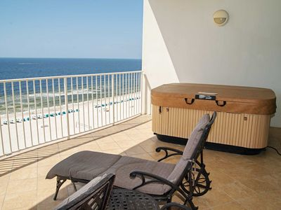 Photo for Gulf Front ~ Sleeps 13 ~ Turquoise Place 903C ~ Sleeps 11-13 ~ Great Amenities ~ Lazy River +