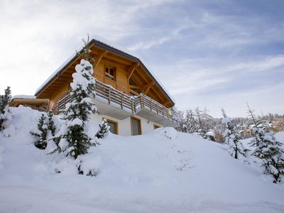 Photo for Chalet Ecosse, La Tzoumaz, Switzerland
