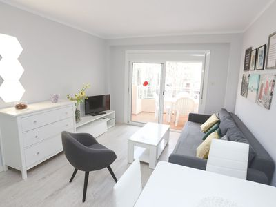 Photo for Central 2 bedroom apartment with capacity for 4/6 people in the tourist center of Salou.