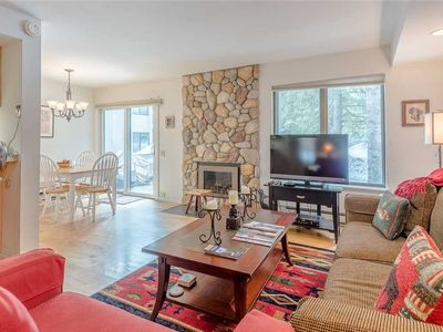 Photo for Horizon Four Condo with Access to Complex Pool/Hot Tub.  Walk to Shopping/Dining