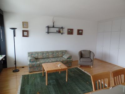Photo for 168 - 3-room flat flat holiday park - 168 - seagrass, gr. Balcony in 2. Row to the beach