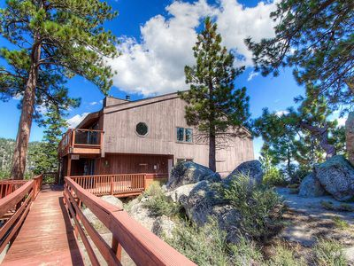 Photo for Top of the World Condo w/private Hot Tub (HNC0693)