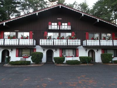 Photo for Linderhof Condo Across from StoryLand