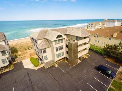 Photo for #K0008H Sandy Dream. OCEANFRONT Condo w/Amazing Views in Kill Devil Hills!