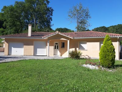Photo for House Landes / Basque Country Pool 9 persons