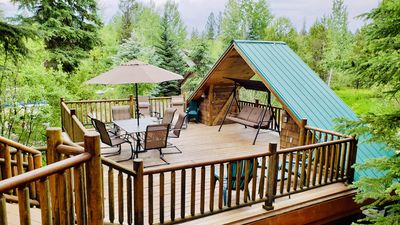 SUMMER SPECIALS !!! CHARMING MCCALL CABIN-Very Close to Downtown/Lake/Skiing