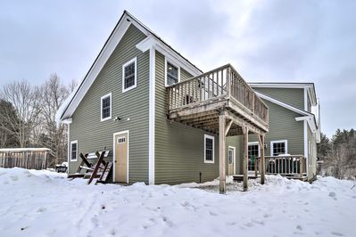 Explore the Stowe Area from this vacation rental apartment in Morristown!
